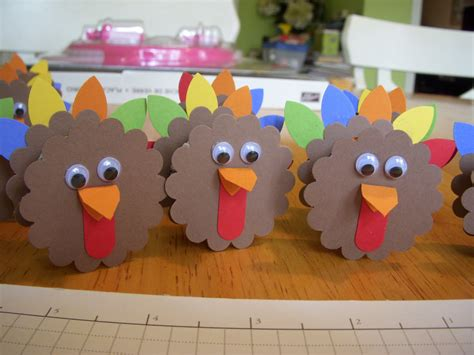 thanksgiving craft in the everyday november 2009