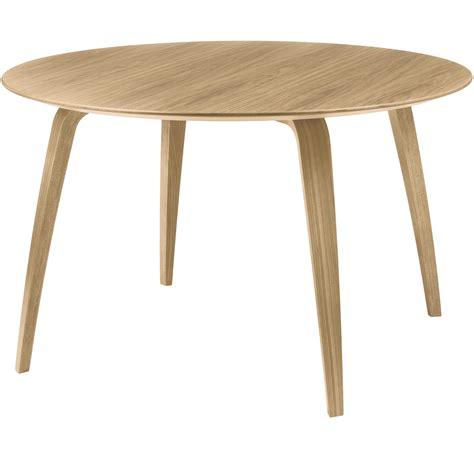 uitschuifbare tafel wehk gubi gubi dining table eettafel round 120 flinders