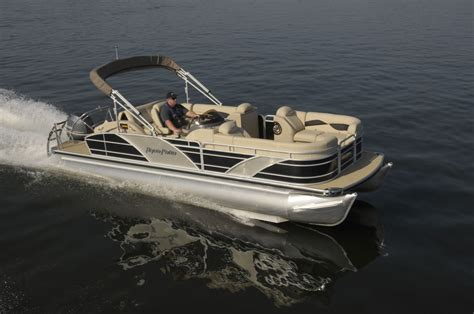 aqua patio 240 ob elite pontoon deck boat magazine