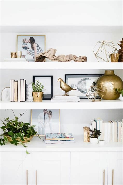 shelf decorations 17 best ideas about shelf arrangement on pinterest above