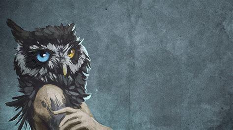 abstract owl wallpaper dark owl wallpapers pixelstalk net