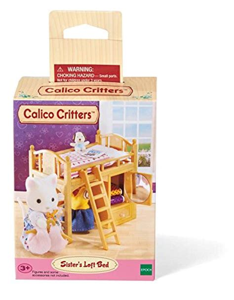 calico critters beds calico critters loft bed furniture beds accessories