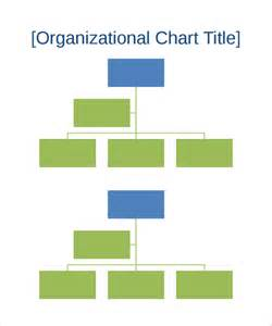 Organization Chart Template Free by Organizational Chart Template 13 Free
