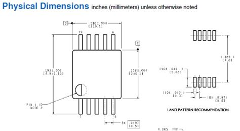 soic 8 footprint dimensions how to make parts in cadsoft eagle 171 dangerous prototypes