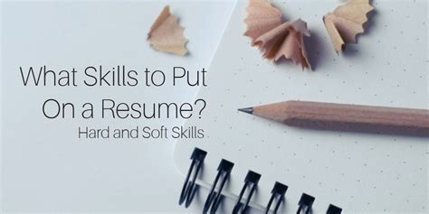 Technical Skills To Put On Resume by 30 Best Exles Of What Skills To Put On A Resume