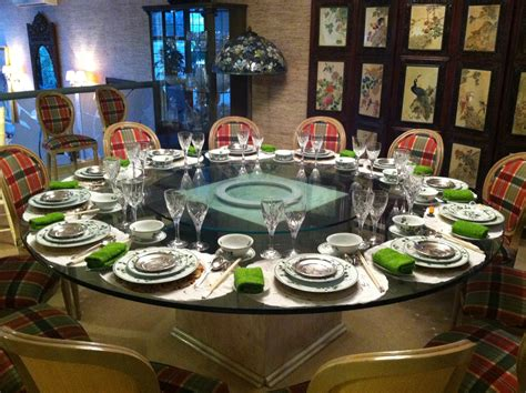 stunning round table setting creative table settings for home parties lesson 1