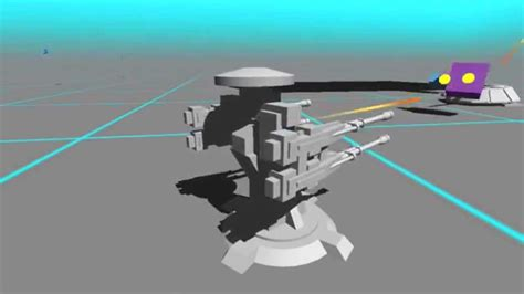 unity tutorial laser smoothturret for unity3d