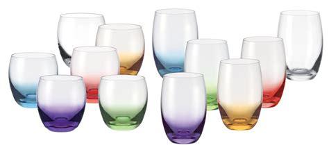 bicchieri leonardo scopri bicchiere da acqua rosso di leonardo made