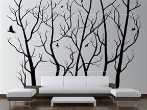 Christmas Tree Wall Mural wall lights decor tree wall sticker art cool wall decals