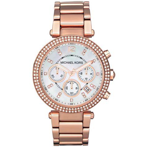 Micheal Kors Uhr by Uhr Chronograph Frau Michael Kors Mk5491 Chronograph
