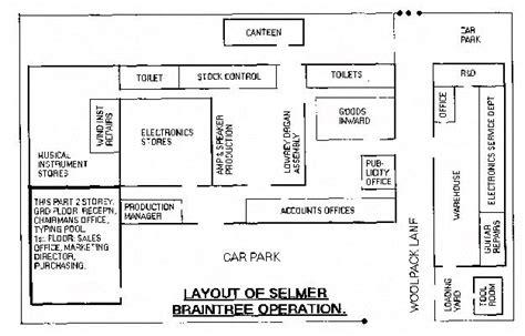 Floorplans Com selmer factory sketch plan