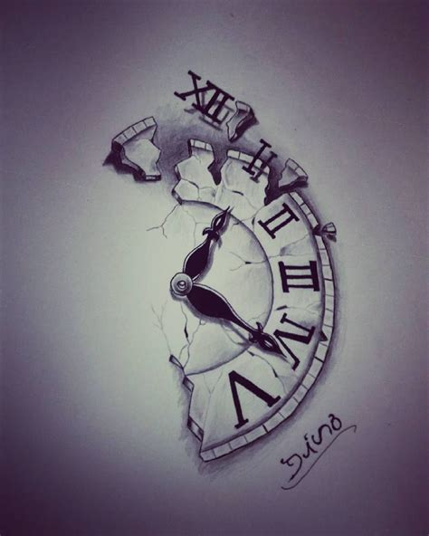 tattoo time i want something like this without the at the