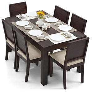 6 seater wooden dining sets buy 6 seater wooden dining