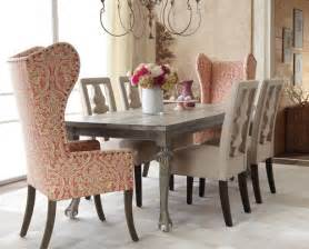 Wingback Dining Room Chairs by True Identity Concepts Taking A Flight With Wingback Chairs