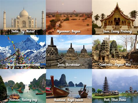 More And More Are Visiting Asia by Best Countries To Travel In Asia Asia