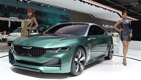 Kia Concept Cars Concept Cars Future Focused Kia Motors Indonesia