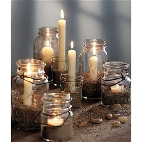 Xmas Decorating Ideas Home Mason Jar Decorating Ideas Mason S Polyvore