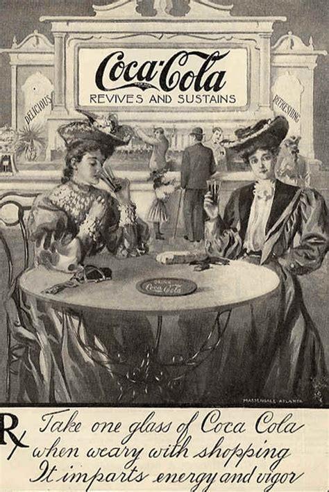 Section 29 Advertisement by Coca Cola Managazine Ads 1905