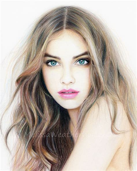 colored pencil portraits portrait this and fashion illustrations on