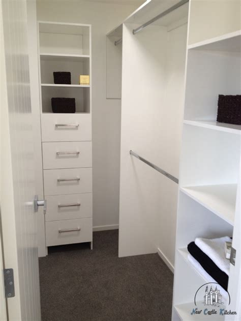 Wardrobes Just For You by New Castle Kitchen Wardrobe