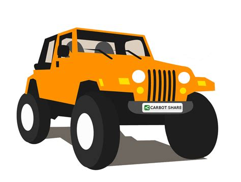 jeep clipart clipart jeep pencil and in color clipart
