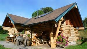 home s log cabin ludlow self catering accommodation