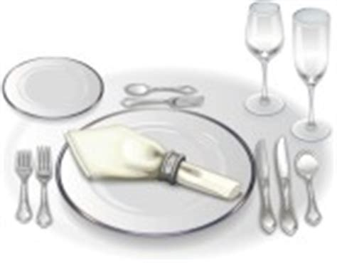 fancy place setting wedding food clipart reception food clipart food images