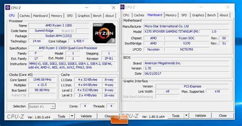 Amd Ryzen3 1300x 3 5ghz Up To 3 7ghz 65w Am4 amd ryzen 3 1200 and ryzen 3 1300x processor review page 10 of 11 legit reviewsamd ryzen 3