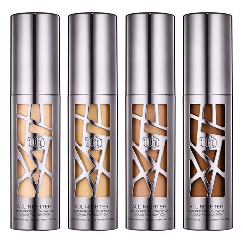 Decay All Nighter decay all nighter liquid foundation