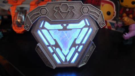 iron mans infinity war arc reactor wearable