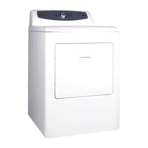 White Dryer Door haier 6 5 cu ft electric dryer with her door