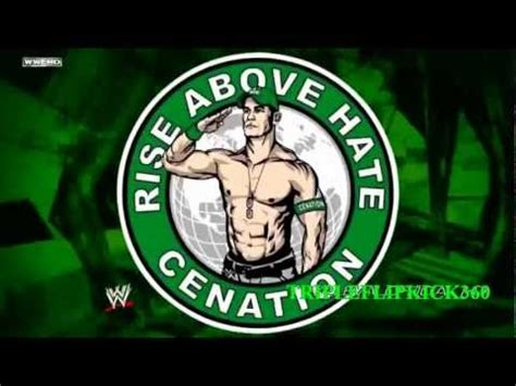 theme song of john cena john cena entrance world life old cenation video