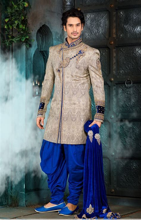 Sherwani the Indian Wedding Gown for Men   Sherwani