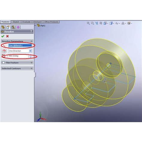 solidworks tutorial revolved boss free solidworks tutorial how to use revolved boos base