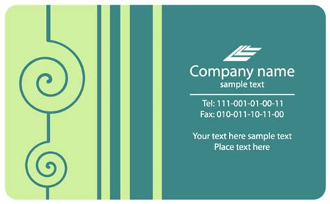 business name card template coreldraw coreldraw softare business cards templates vectors