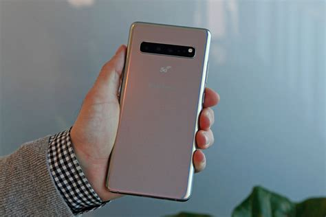 Is Samsung Galaxy S10 Plus 5g by This Is The Galaxy S10 5g Bgr