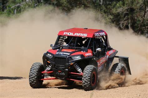 polaris racing enters 2014 finke desert race