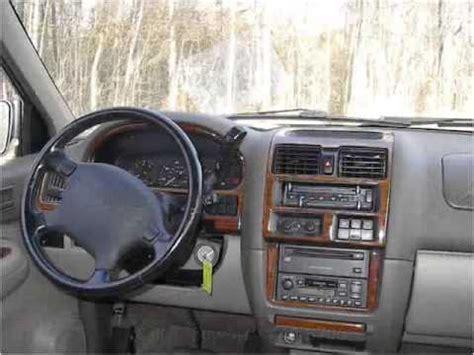 tire pressure monitoring 1997 mazda mpv transmission control 1997 mazda mpv used cars tiffin oh youtube