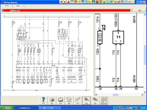 citroen c5 fuse box layout wiring diagrams wiring