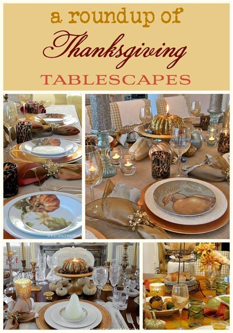 thanksgiving diy table thanksgiving tablescapes easy diy dinner table and