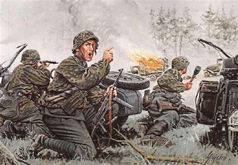 Brave Quimper Black les mythes de la seconde guerre mondiale sous la