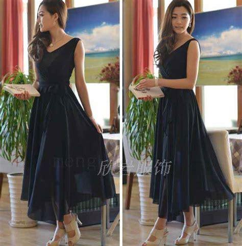 Dress Pesta No 36 dress pesta hitam terbaru jual model