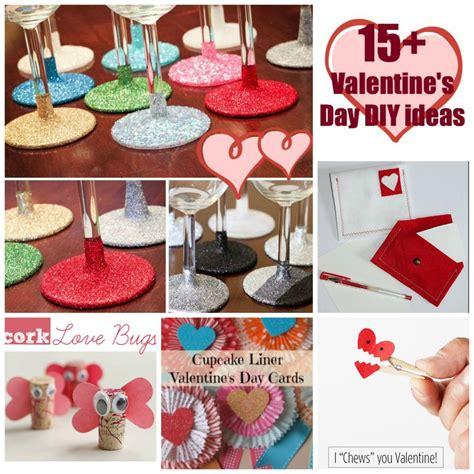 day craft ideas 187 15 valentine s day diy and craft ideas