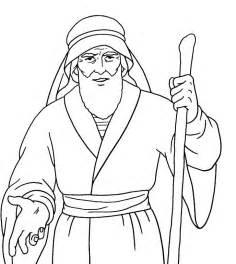 Dibujos de moises para colorear dibujos cristianos para colorear