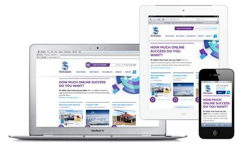 best media queries for responsive design top tips for responsive web design a study stickyeyes