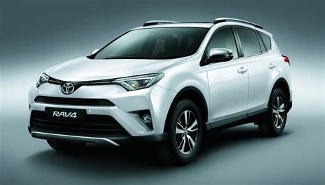 Toyota Rav4 Vs Fortuner De Pruebas De Toyota Fortuner