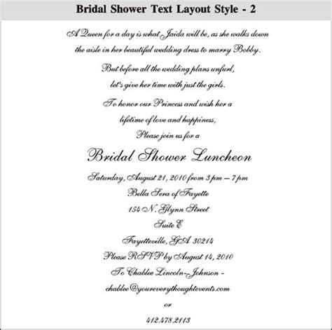 Wedding Invitation Letter By Email Wedding Invitation Wordings For Friends Through Email Mini Bridal