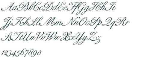 dafont exmouth vintage handwriting fonts bing images old handwriting