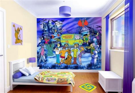 scooby doo bedroom girls bedroom decorating ideas for life and style
