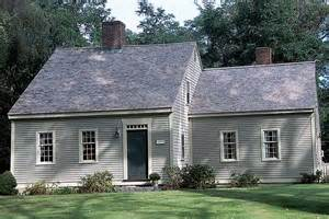 Light Gray Is The Traditional Color Of Cape Cod Style Paint Palettes For Colonial Colonial Revival Houses